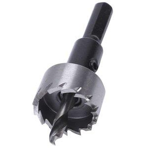 Hight Speed Steel HSS 6mm Twist Drill Bit 24mm Cutter Tool Hole Saw w Hex Wrench