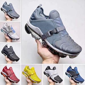 Zapatillas de running con amortiguación Paris Vmax Plus Paris para hombre, correa Tn Plus 2.0 que envuelve las zapatillas de deporte para hombre talla 40-45