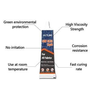 Alta qualità ripulire sicuro punto Liquid cucito Solution Kit No Sew Colla veloce Tack No Sew cucina più pulito Dropshipping