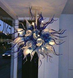 Custom Accueil Chandeliers Lampes Lampes LED Ampoules 100% Boulet Borosilicate Borosilicate Murano Coloré Coloré Lustre Éclairage