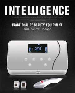 Intelligent Fractional RF Machine Thermage Radio Frequency Face Lift Skin Tightening Wrinkle Removal Dot Matrix RF Machine