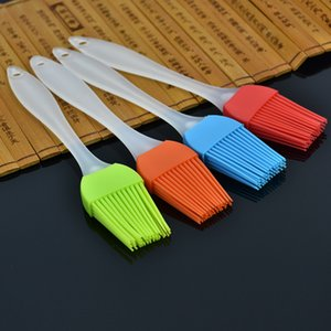 Silicone Butter Brush BBQ Oil Cook Pastry Grill Food Bread Basting Brush Bakeware Kitchen Dining Tool HH-B05