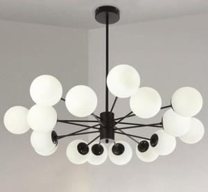 Magia sotão Bola de vidro Modo candelabro mágicas Luzes LED Modo Chandelier Llight Bar Living Room Decor frete grátis