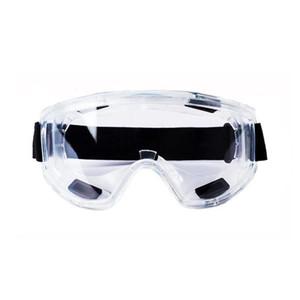 Transparente Segurança óculos anti-respingo Impact-Resistant Segurança do Trabalho Protective Glasses Para Carpenter Rider Protector Eye