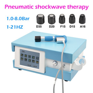 Professional Pneumatic Shock Wave Therapy Machine Shockwave Therapy Pain Relief Physical Therapy Equipment For Muscle Pain Doctor Care