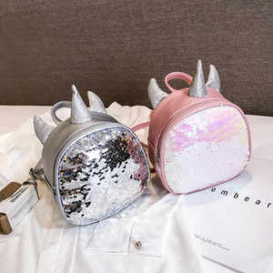 Новый женский стиль блестящие модные личности рюкзак путешествия основные моменты милый рюкзак сумка школьная сумка 3 цвета