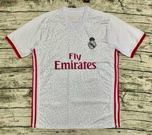 Real Madrid New home soccer jersey Thailand Jersey 19 20 Ramos Hazard Modric Bale soccer Shirts