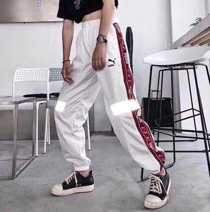 les femmes de basket-ball sport automne été pantalon concepteur pantalon crayon de mode pour les femmes causales joggeurs femmes
