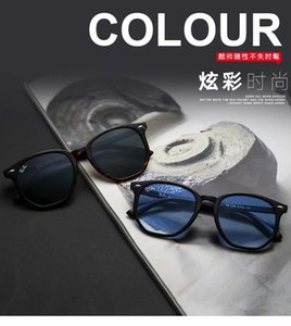 Hexagonal Sunglasses flat g15 glass lens sun glasses shades UV400 ray men women sunglasses glasses with all original packages, accessories