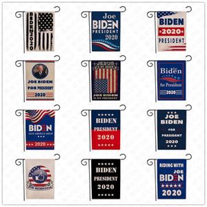 Nouveau design Joe Biden Président Garden Drapeau 2020 RIDING AVEC JOE Bannière Amérique campagne présidentielle politique Vote aux élections Drapeaux D62902