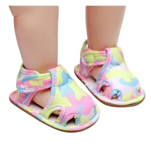 Toddler Infant Kids Baby Girls First Walkers Camouflage Shoes Floor Socks Animal pattern First Walker Shoes for Newborns