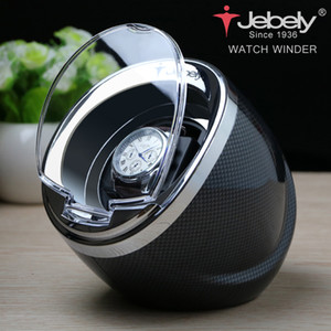Jebely Black Single Watch Winder للساعات التلقائي اللفاف التلقائية متعددة الوظائف 5 طرق ووتش اللفافات 1 Ja003 SH190729