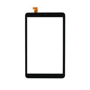 Digitalizador de pantalla táctil para Samsung Galaxy Tab 8.0 Un Negro 2018 T387 Tablet T387V reemplazo