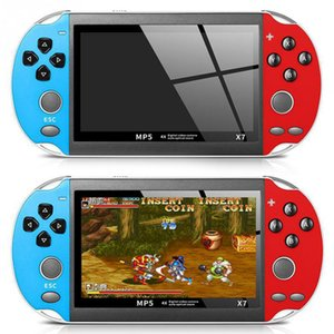 4,3 pouces pour GBA jeu portable Console joueur X7 300 Jeux Rétro Gratuit écran LCD Game Player vs commutateur