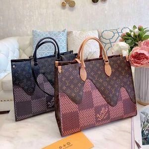 2020 últimas sacos de compras mulheres designer de luxo bolsas bolsas de couro acessórios de hardware populares venda super hot saco
