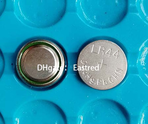 0 ٪ الزئبق Pb 1.5V خلية زر القلوية LR44 AG13 A76 100 ٪ جودة فائقة جديدة