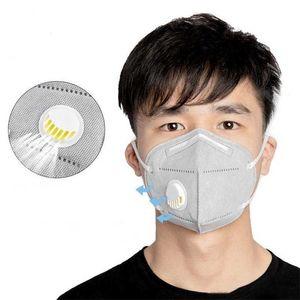 Dust Masks Wholesale Fine Air Filter Anti-Odor Custom Cotton Powder Gas Safety Face Pack Mask QAKJI7