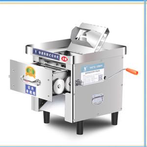 Бытовая Полностью автоматическая машина резки мяса электрическая резки мяса Мясо резки Коммерческая Электрические овощерезки
