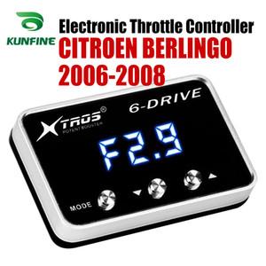 Citroen Berlingo 2006 2007 2008 Tuning Parça Aksesuar için Araç Elektronik kısma Kontrolörü Yarışı Hızlandırıcı Güçlü Booster