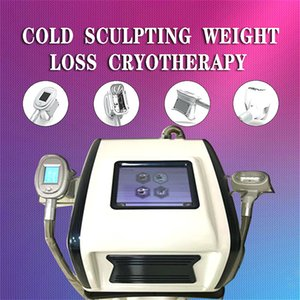 2020 The Most Popular Body Shaping Freeze Machine Cryolipolysis Freezing Fat Machine for Slimming Cryotherapy Fast Free Shipping