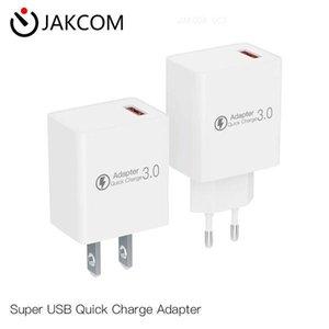 JAKCOM QC3 Super USB Adapter rapida carica del nuovo prodotto di cellulare caricabatterie come figure polyresin 5 porte Fast Charger edge s6