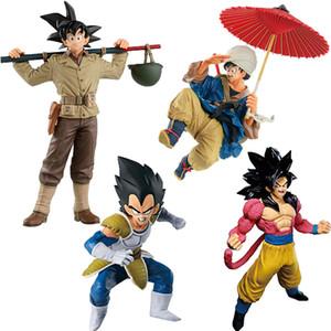 Colisée Vol 2 BWFC Sangoku Trunks Cellule Freezer Freezer action PVC Figure Dragon Ball Z Jouets Modèle de collection Dolsl Figurine Y191105