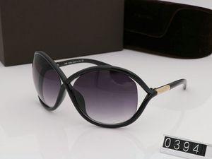 2019 UV400 Big ford Sunglasses For Man Woman Eyewear TF0394 New Discoun Sunglasses arc Fashion Lenses Trend box tom With Sunglasses Des Ptjt