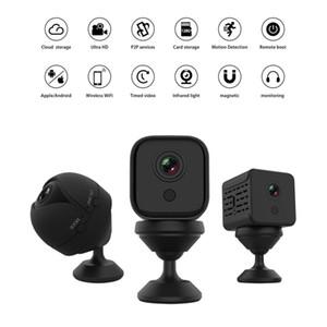 A10 A11 A12 1080P HD 와이파이 IP 카메라 나이트 비전 보안 마이크로 홈 스마트 CCTV 카메라 캠 모션 감지 비디오 DVR 미니 Camcorde PK SQ23