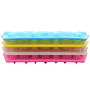 Stampi in silicone fai-da-te Grandi piccoli diamanti che cadono colla stampo ciondolo reticolo di ghiaccio Creativo Molti stampi a colori Vendita diretta in fabbrica 5 5zc p1
