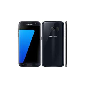 S7 Оригинальный Восстановленное Samsung Galaxy S7 5.1inch 4G LTE G930A / T G930V 4GB / 32GB 16MP WIFI Bluetooth GPS разблокирована Mobilephone С Sealed Box