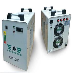 Лучшая эффективность CW5200 Промышленный охладитель воды Chiller CW5200 для станков с ЧПУ для лазерной гравировки Гравировка машины с CE Ceritification