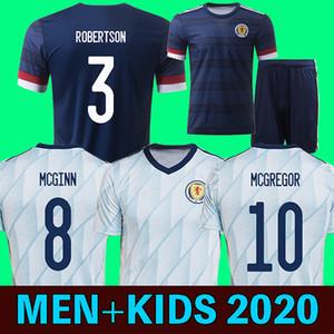 maillot de foot écossais 2020 euro cup scotland soccer jersey ROBERTSON FRASER NAISMITH MCGREGOR CHRISTIE FORREST MCGINN