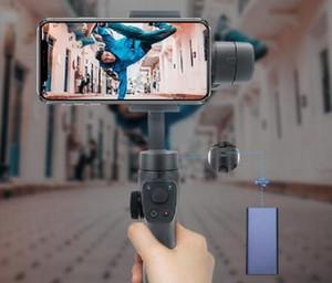 BEESCLOVER del telefono mobile del giunto cardanico con battry cavo USB photography Kit Eyemind 2 3-Axis Smartphone palmare giunto cardanico Stabilizzatore R25