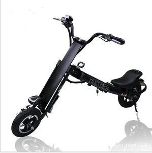 Motocicleta eléctrica / vehículo eléctrico / Vehículo plegable / Bicicleta eléctrica / Batería de litio / Fácil de transportar