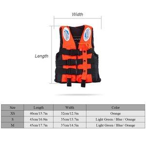 Professione Life Vest adulti Pesca Giacca di surf alla deriva Life Vest Aid Whistle Nuoto giubbotto di salvataggio nuoto Floating Abbigliamento