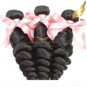 A 100 %Real Peruvian Hair 3pcs Lot Moins Cher S &#039 ;Adaptant Parfaitement àTous Types De Cheveux Livraison Gratuit Couleur Possible