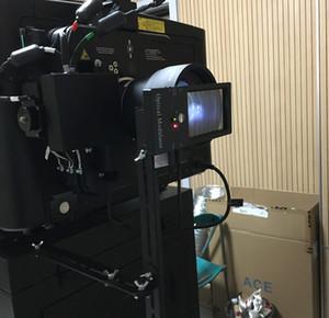 modulador do sistema RealD ZScreen passiva Polarização 3D para cinema digital profissional com o uso de sala de cinema barato óculos 3D