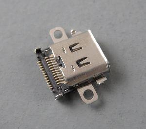 Um novo original de carregamento porta conector de energia tipo-c soquete do carregador para switch ns consol