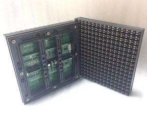 임대 알루미늄 캐비닛 다이 주조 DIP 실외 LED 디스플레이 스크린 모듈 DIP P10 160 * 160MM 실외 풀 컬러