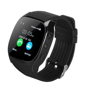 T8 GPS 스마트 시계 블루투스 Passometer 시계 스포츠 활동 추적기 스마트 손목 시계 IOS 안드로이드에 대한 카메라 시계 SIM 슬롯 시계