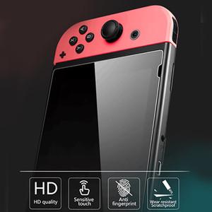 Tela New vidro temperado protetor para Nintendo chave de proteção Film Capa Para Nintend Mudar Lite NS Game Acessórios
