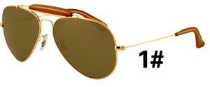 MOQ = 10 STÜCKE Hohe Quanlity schwarze sonnenbrille 2color Unisex Sonnenbrille männer sonnenbrille der männer freies verschiffen