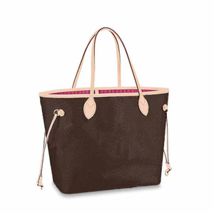 diseñador del monedero del bolso de lujo L flor de cuero genuino totes de estampado en caliente bolsos de diseño de moda totes bolsas de la compra de gran capacidad