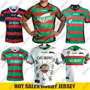 2020 New South Sydney Rabbitohs Home ANZAC Indigenous rugby Jersey 2020 NRL Rugby League jerseys Shorts Australia maillot de rugby S-5XL