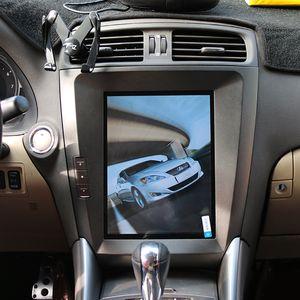 2-Zoll-Autoradio-Tesla-Art-10,4-Zoll-androider Auto-GPS-Navigations-Multimedia-Spieler für 2006-2012 LEXUS IST