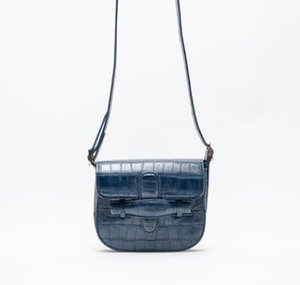 Designer Women Saddle Bag Luxury Lady Waist Bags Alligator Stone Grain Fashion Retro Crossbody Women Bags More Color