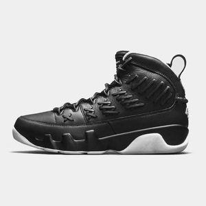 Мужские Jumpman aj 9 IX баскетбольные кроссовки в стиле ретро 9s Pinnacle Baseball Glove Коричневый черный Space Jam Прохладный Серый высокие кеды AJ9 кроссовки с коробкой