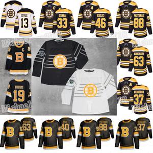 Ritchie Alternate Brad Marchand David Krejci Pastrnak Patrice Bergeron Krug Charlie Coyle Zdeno Chara Rask Jersey de Boston Bruins St Patrick
