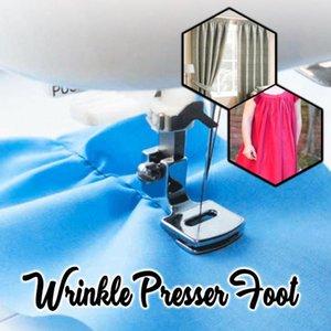 Multifunción Máquina de coser Máquina de coser Accesorios Roller Arrugas piezas prensatelas Ropa piezas de maquinaria Accesorios