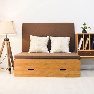 Складная кровать Инновация Мебель Pop - Smart Мебель для спальни Крытый водонепроницаемый Аккордеон Стиль гексагональной сотовые Крафт Портативный кровати